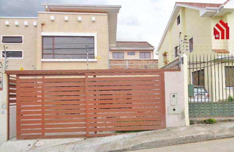 """P1164 Casa en venta por estrenar Sector """"Gran Manzana""""128.000"""
