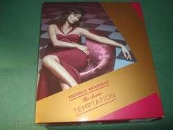 Set de Perfume Her Secret Temptation Caja Vacia