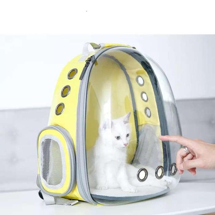 Maleta Astronauta para Máscotas