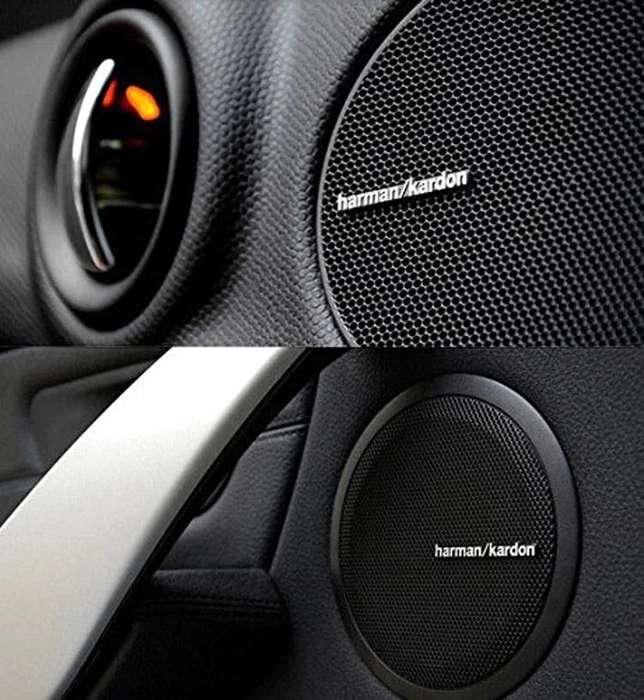 Harman Kardon Logo Insignia P Reja D Parlante Audi Mb Vw Bmw