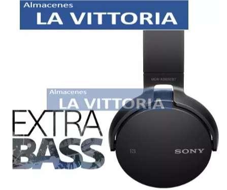 Audifonos Extra Bass Sony