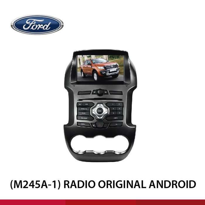 RADIO CON SYNC ANDROID FORD RANGER