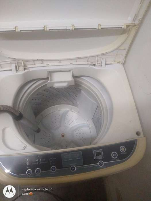 Lavadora Whirlpool de 32 Libras