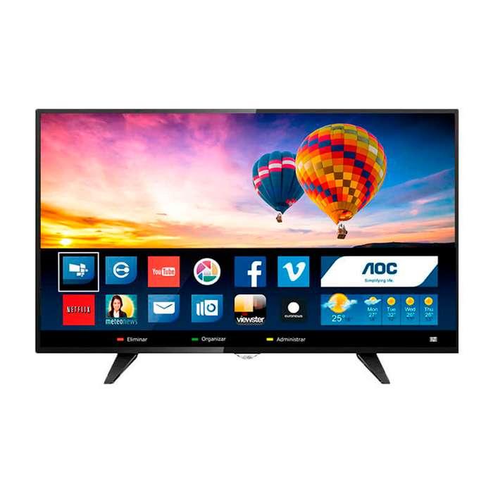TELEVISOR AOC SMART 43 FULL HD - LE43S5970-28