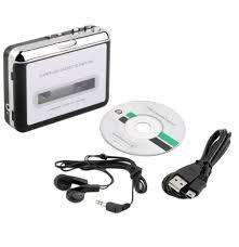 CONVERTIDOR DE CINTAS CASSETTES A MP3 DIRECATEMENTE A USB SIN PC.