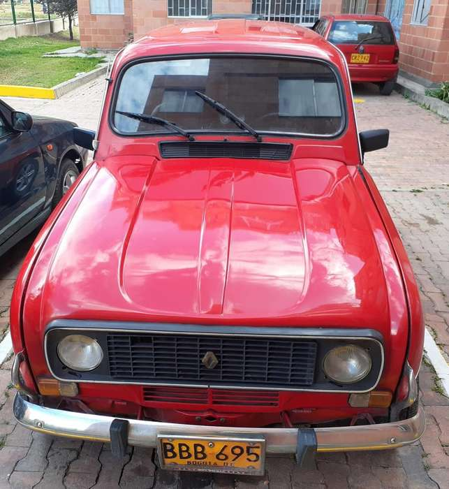 Renault R4  1991 - 25000 km