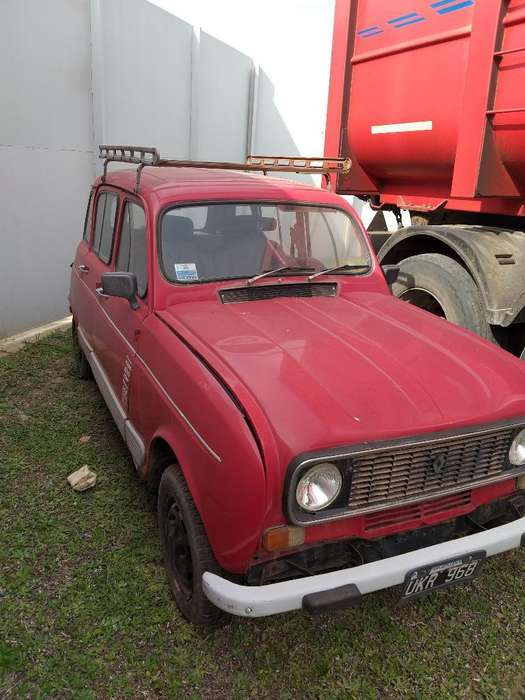 <strong>renault</strong> R 4 1984 - 11111 km