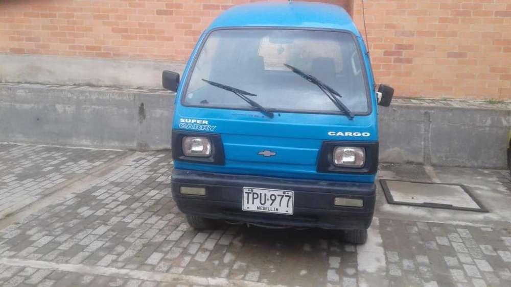 Camioneta Chevrolet Super Carry