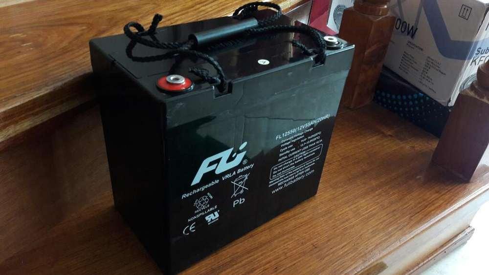 Distribuyo Baterias Gel Secas Solar Agm