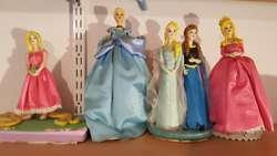 Adornos para Tortas Princesas Frozen