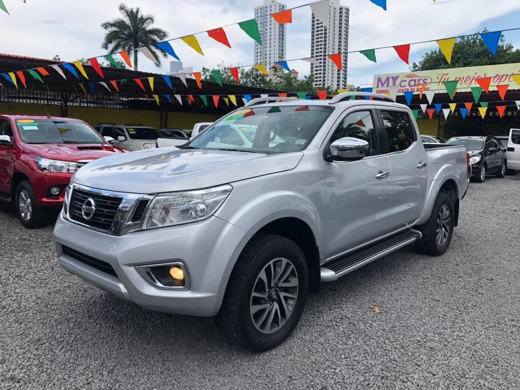 NISSAN FRONTIER 2017 DIESEL 4X4 AUTOMATICO