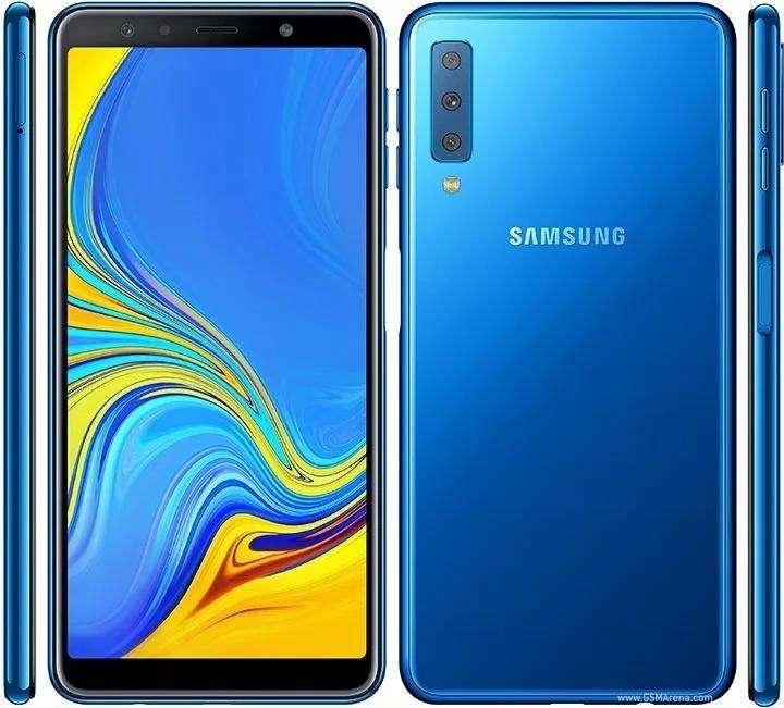 Samsung A7 4gb 64gb Dual Sim Duos