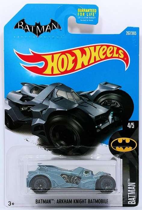 Hot Wheels Batman Arkham Knight Batmobile / 0992786809