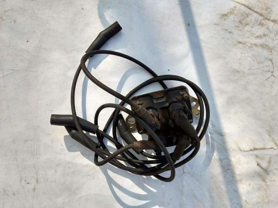 Bobina de <strong>encendido</strong> con cables Ford Fiesta 99 1.3