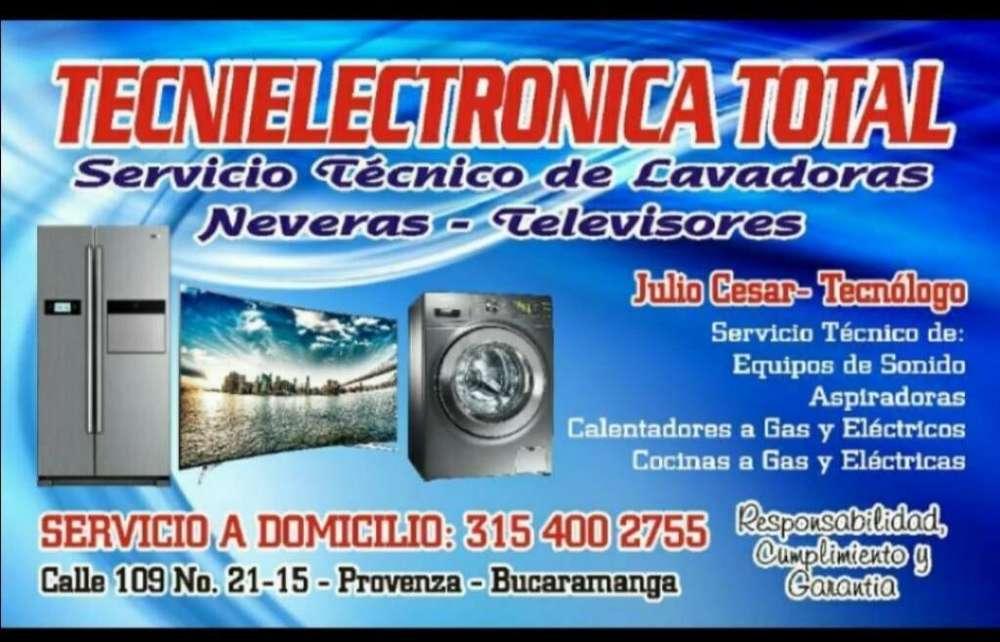 Reparacion Televisores Lg Samsung Nevera