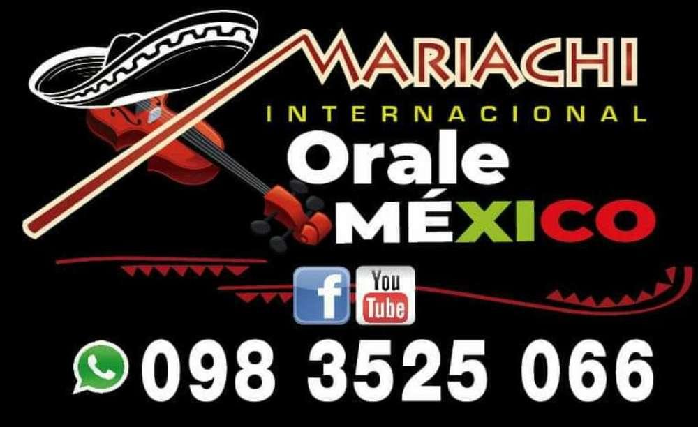 Mariachi Órale México Todo Compromiso