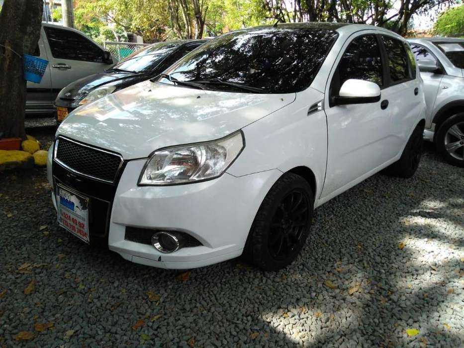 Chevrolet Aveo Emotion 2013 - 85718 km