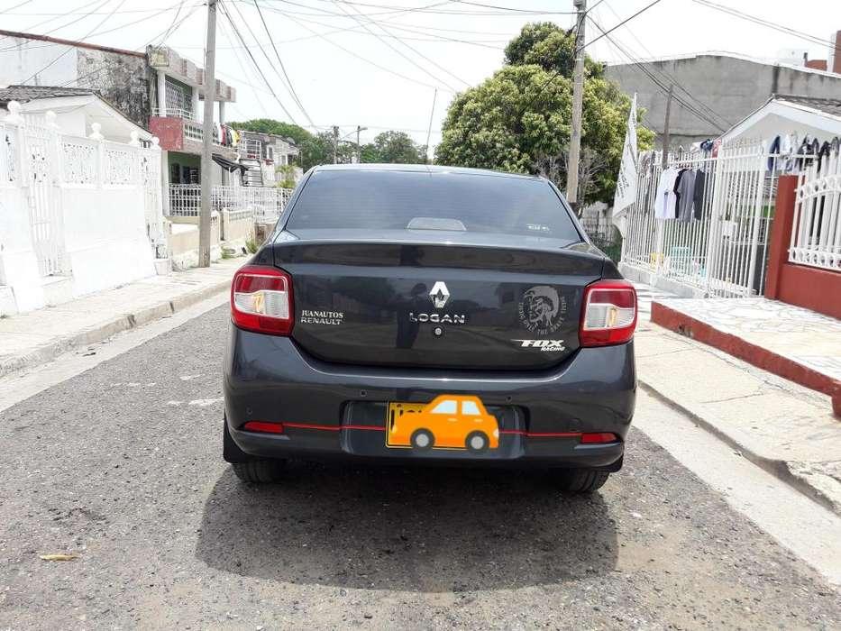 Renault Logan 2017 - 39600 km