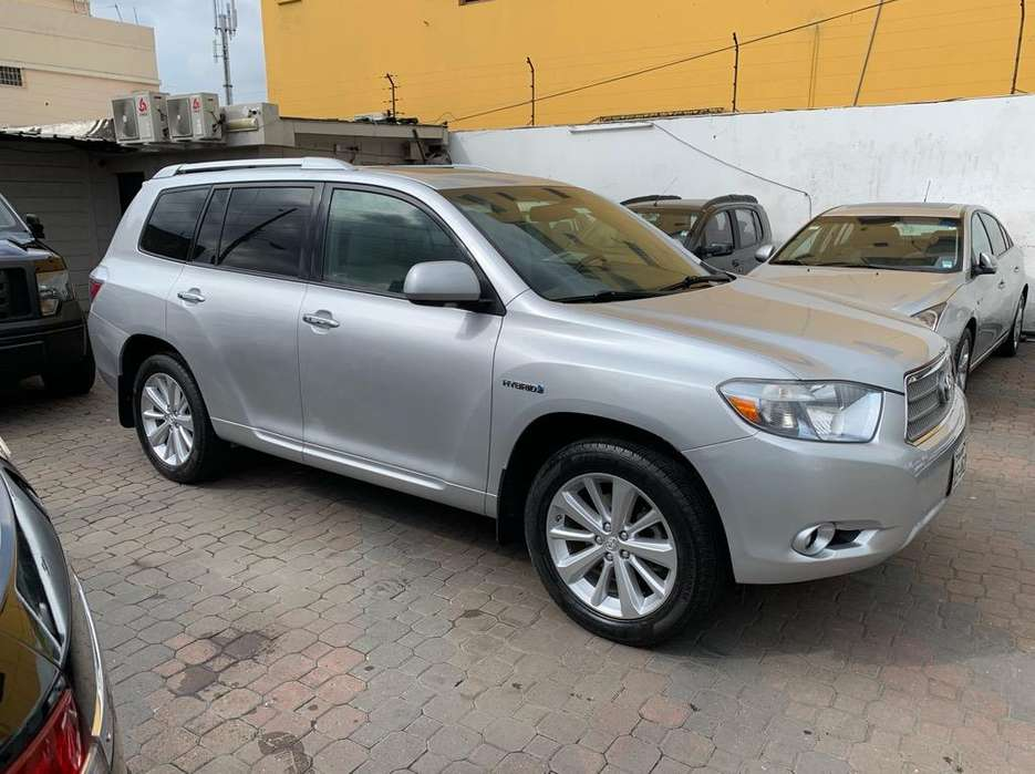 <strong>toyota</strong> Highlander 2009 - 122000 km