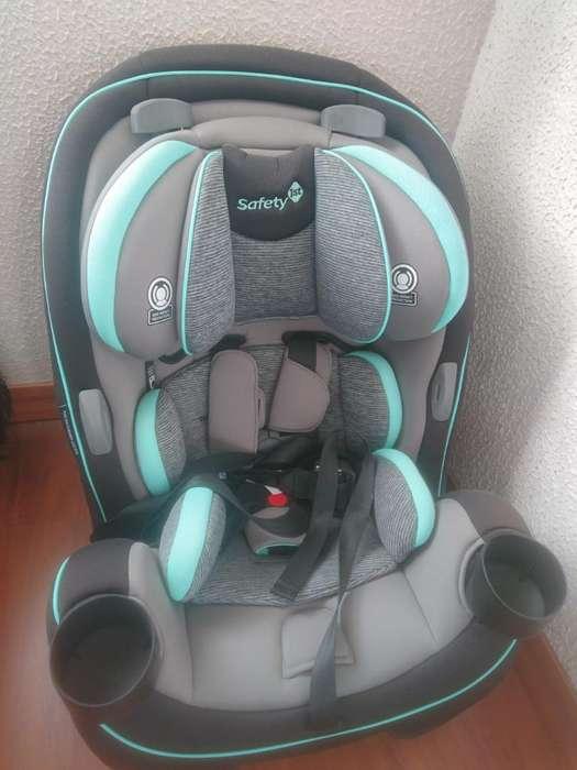 Vendo Asiento de Bebe para Auto Safety 1