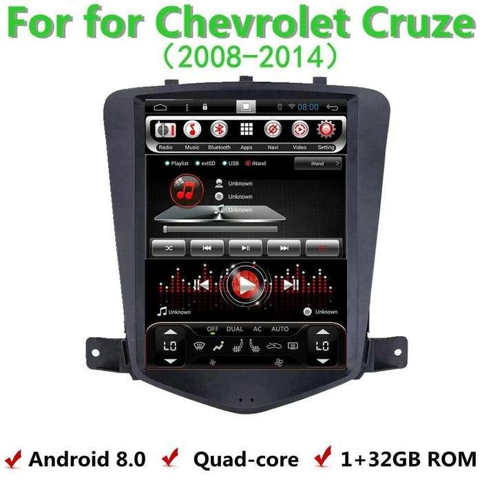Antoradio Android Chevrolet Cruze 2008 - 2014 <strong>gps</strong> Navegación 10.4