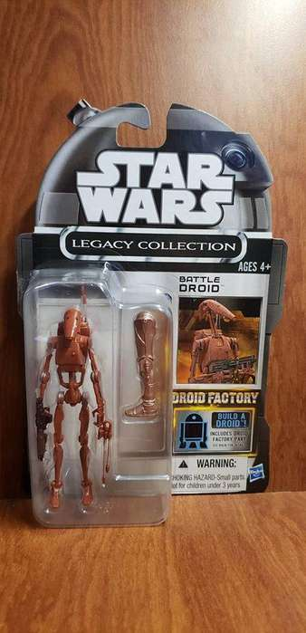 Star Wars Battle Droid Legacy Collection