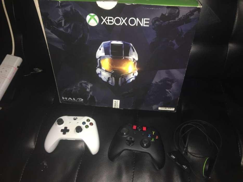 Vendo Xbox One sin de Talles