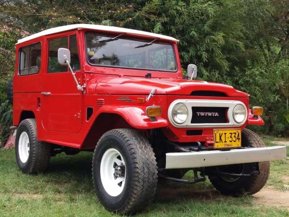 Toyota FJ 1974 - 200000 km