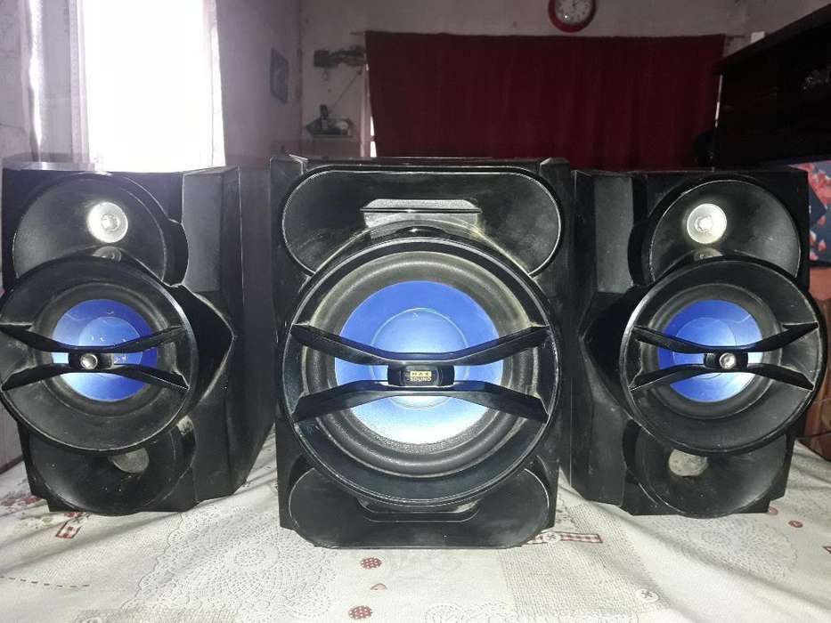 <strong>parlantes</strong> Y Subwoofer Philips