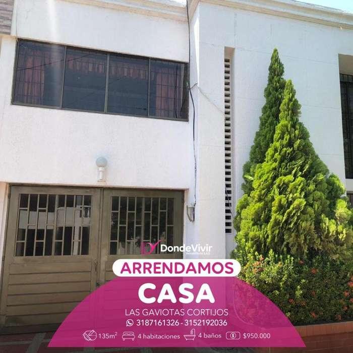 Las Gaviotas cortijos Casa en ARRIENDO