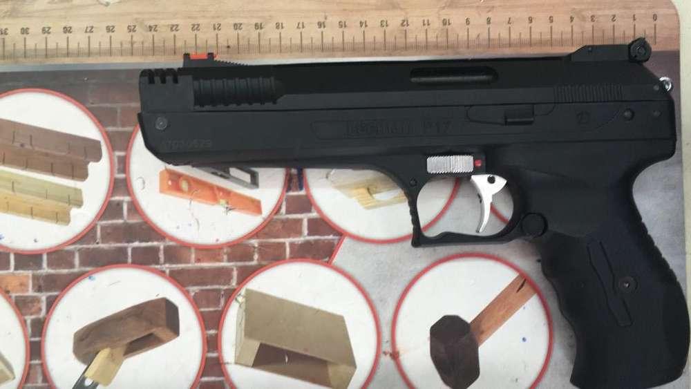 Pistola a Nitropiston