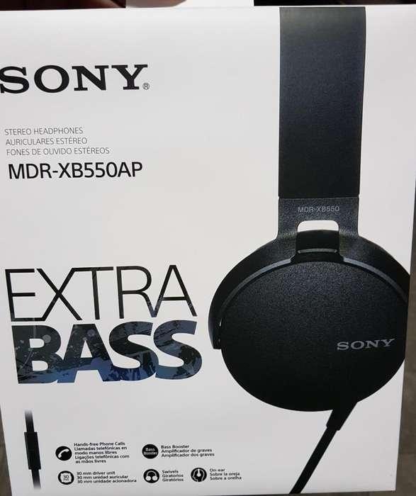 Nuevo Sony Xb550ap Extra bajo