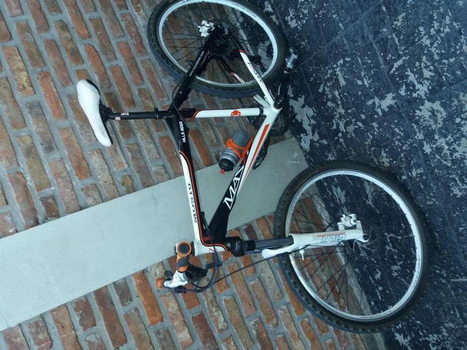 Bicicleta Maziz1 Md Mis 10 Hills Rider