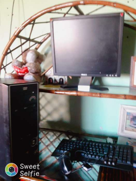 <strong>monitor</strong> Teclad Cpu Complet.