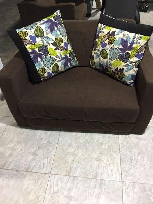 Oportunidad Sofa Cama Doble