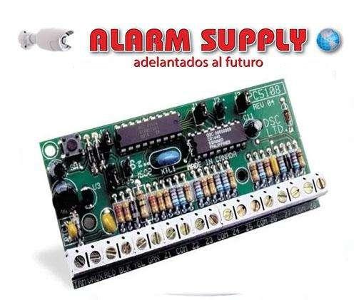 Dsc Expansor 8 Zonas P/power Dsc Pc5108