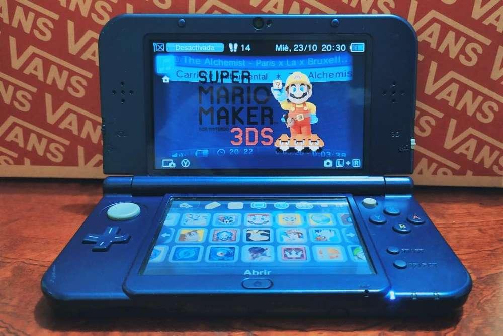New Nintendo 3ds Xl Microsd 32gb