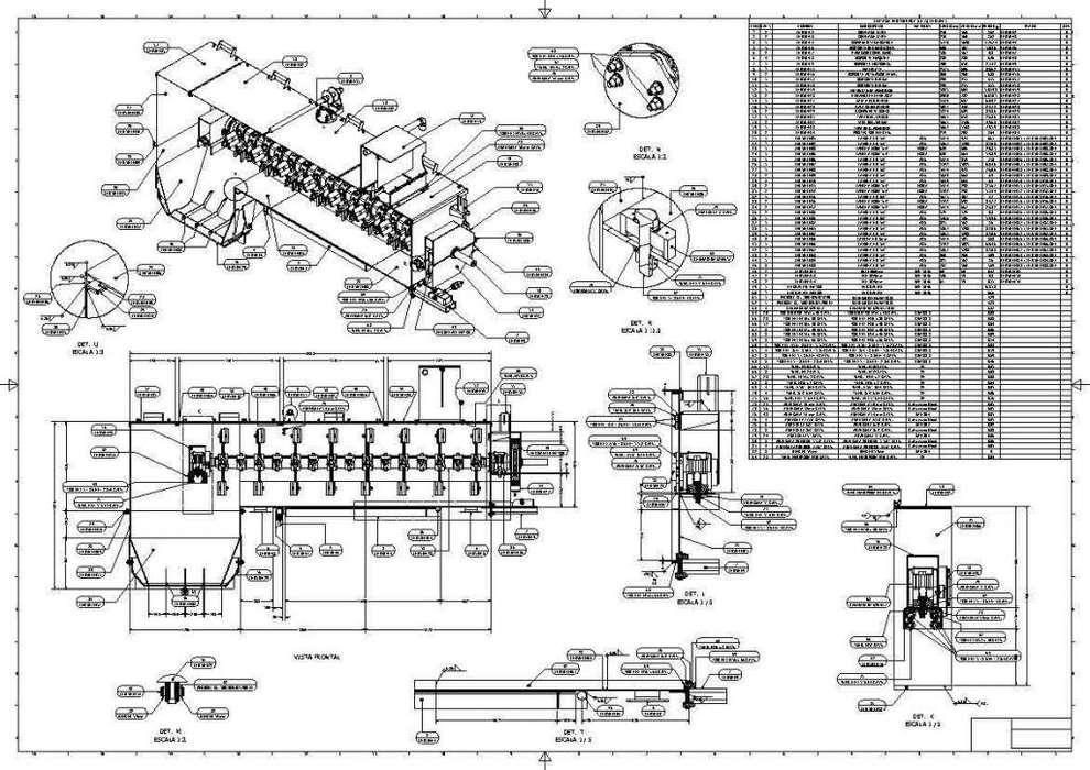 Autodesk INVENTOR / Autodesk AutoCAD / Solidworks / CATIA / Solid Edge