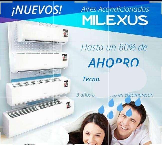 Aires 12000 Btu Instalados