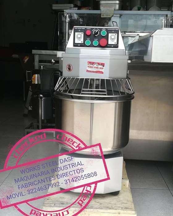 AMASADORA tostadora horno descascarilladora mezclador despulpadora desplumadora silo ahumador freidor trilladora etc