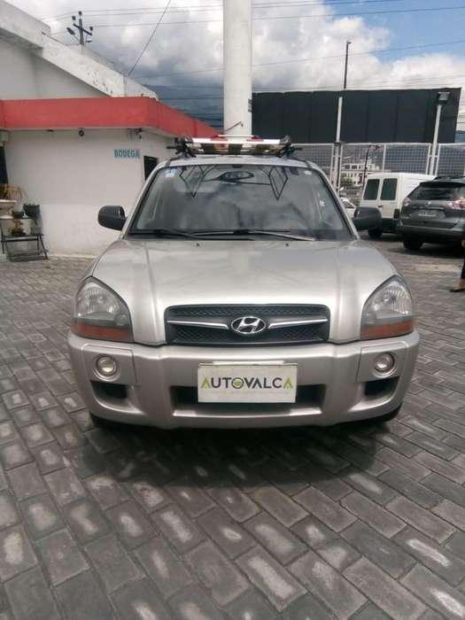 Hyundai Tucson 2009 - 210000 km