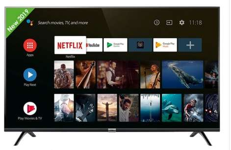 TV TCL L32S6500S ANDROID HD MANDO VOZ 32