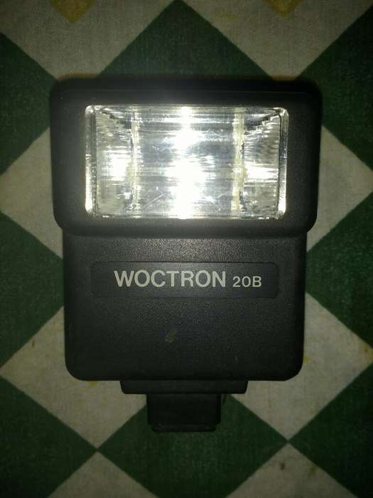 Flash Woctron 20b