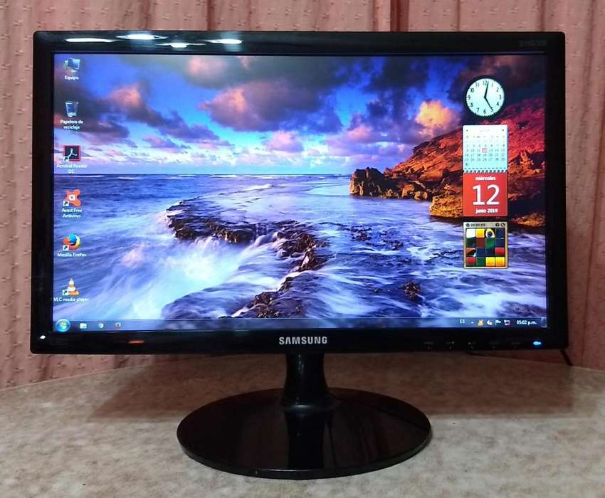 <strong>monitor</strong> Samsung 19