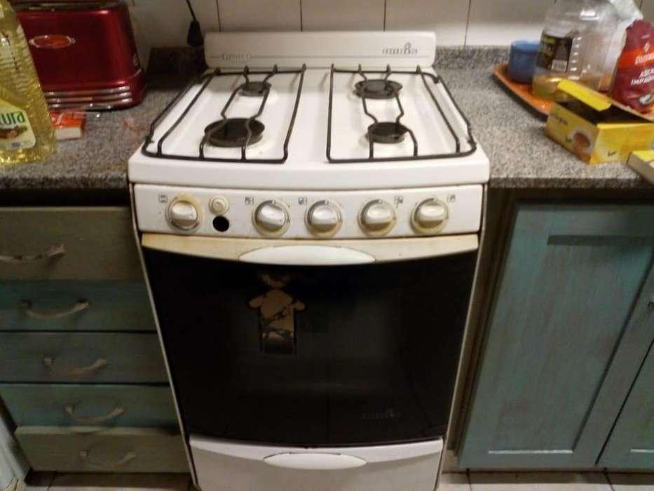 <strong>cocina</strong> A GAS ORBIS CONVECTA USADA EN CABA (COGHLAN)