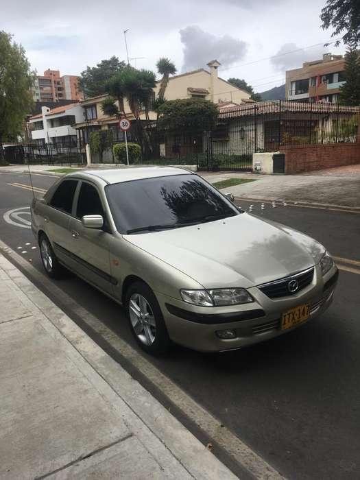 Mazda 626 2002 - 130472 km