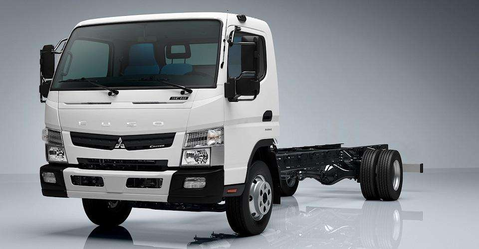 Fuso Canter 814 2020