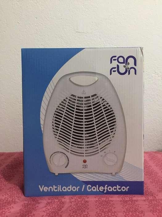 Ventilador-Calefactor
