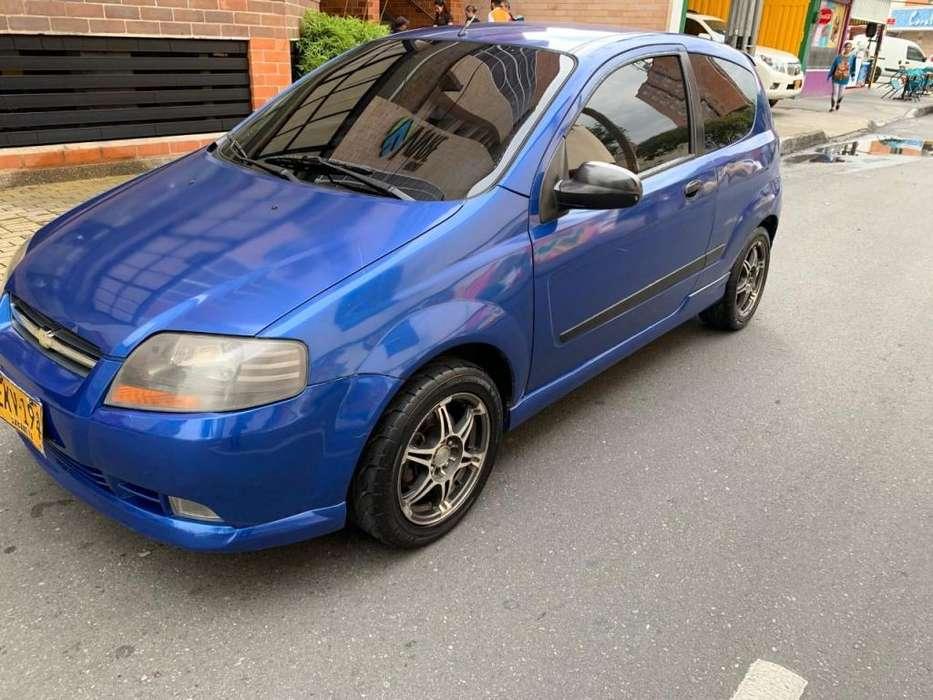 Chevrolet Aveo 2007 - 110000 km