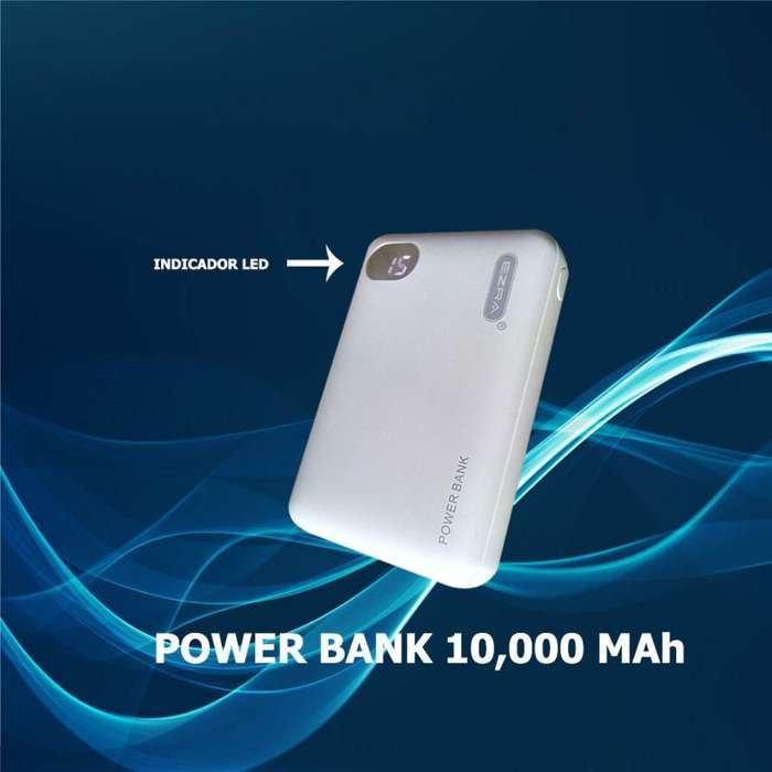 Power Bank Portatil